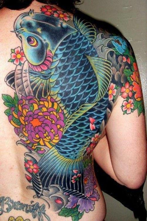 La leyenda de los peces Koi, el Pez Dragón - Mujeres Cabeza de León