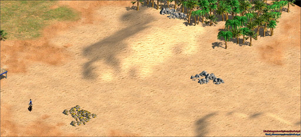 Mapas de Age of Empires II  - Arabia